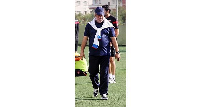 Adanaspor, Altınordu Maçının Hazırlıklarını Tamamladı
