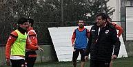 Adanasporda Şanliurfaspor Hazırlıkları