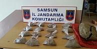 Adliye Personelinin Zulasını Jandarma Patlattı