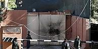 Afganistanda Otele Baskın
