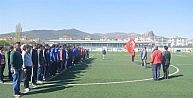 """Afyonkarahisarda 11 Takımın Katılımı İle Çim Hokeyi"""" Turnuvası Başladı"""