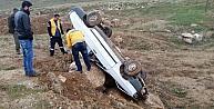 Afyonkarahisarda Trafik Kazası: 1 Yaralı