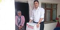 AGD Ve Cansuyu'ndan Ramazan Yardımı