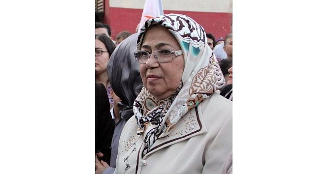 Ak Genel Başkan Yardımcısı Şahin'in Eşi Hayatını Kaybetti