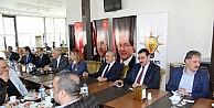 AK Parti Adayları Basın...