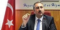 Ak Parti Genel Başkan Yardımcısı Abdulhamit Gül Muş'ta
