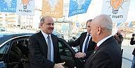 Ak Parti Genel Başkan Yardımcısı Hüseyin Çelik Bilecik'te Partililere Seslendi