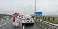 AK Parti İçin Yollara Düştü