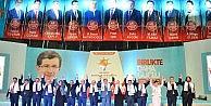 AK Parti Kocaelide Adaylarını Görkemli Bir Törenle Tanıttı