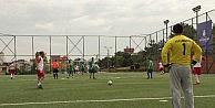 AK Parti Milletvekili Adayı Faik Işık, Futbol Turnuvasını İzledi