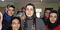AK Parti Milletvekili Adayı Özlem Zengin, Pendikde Kadınlarla Buluştu