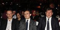 AK Parti Milletvekili Adayları Üsküdarda Sıra Gecesine Katıldı
