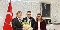 Ak Parti Trabzon İl Başkanı Haydar Revi Ziyaretlerini Sürdürüyor