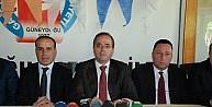 Ak Parti'li Altaç'tan Gündeme İlişkin Değerlendirme