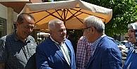 AK Partili Lütfi Elvan Alanyada Turizm Sektör Temsilcileriyle Buluştu