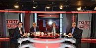 Ak Partili Milletvekili Metiner Ve Şeref Malkoç Tgrt Haber'e Konuk Oldu