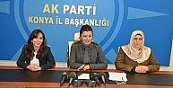 Ak Partili Türkmenoğlu Gündemi Değerlendirdi