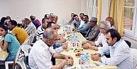 AK Partililer Akseki'de İftarda Bir Araya Geldi