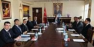 Aksaray İlçelerinin 2015 Yılı Yatırım Programları Değerlendirildi