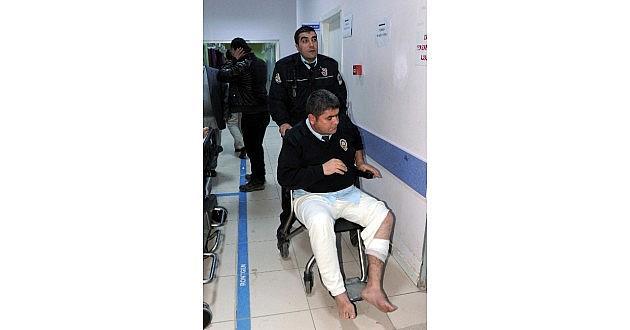 Aksaray'da Silahlı Kavga: 1 Ölü, 3'ü Polis 15 Yaralı