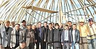 Akşinik Köyüne Yeni Cami