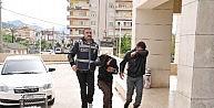 Alanyada Motosiklet Hırsızları Yakalandı