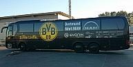 Alman Rakip Dortmund, Kapıkule'de Takıldı