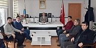 Almanya Arguvanlılar Derneğinden Arguvan Belediyesine Ziyaret