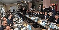 - Ankara'nın İlçe Milli Eğitim Müdürleri İstişare Toplantısı Yaptı