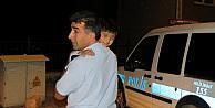 Anne-baba Kavga Etti, Çocuk Evde Mahsur Kaldı