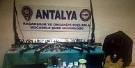 Antalya'da Suç Örgütü Operasyonunda 9 Tutuklama