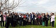 Antalyalı Kadınlar Koro Halinde şiddete Hayır Diyecek