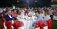 Antalyaspor Camiası İftar Yemeğinde Biraraya Geldi