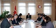Ardahan'da Aralık Ayı Kaymakamlar Toplantısı Yapıldı
