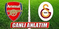Arsenal 4 Galatasaray 1 Maçı İzle