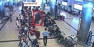 Atatürk Havalimanı Fareleri Kamerada