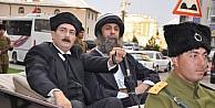 Atatürk'ün Sivas'a Gelişi Temsili Olarak Canlandırıldı