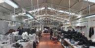 Avrupalı İşçinin Ayakkabısı Almusta Üretiliyor