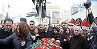 Avukatın Cenazesi Cemevine Götürüldü