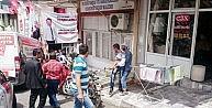 Aydında Vatan Partili Milletvekili Adayları Saldırıya Uğradı