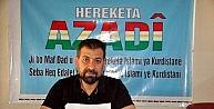 Azadi Hareketi, Sırrı Süreyya Önder'i Kınadı