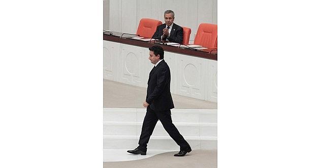 Babacan, Meclis'te Türkiye Ekonomisinin Durumunu Anlattı