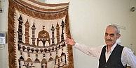 Babadan Kalma 100 Yıllık Battaniyeyi Saklıyor