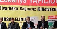 Bağımsız Aday Yapıcıoğlu Gazetecilerle Buluştu