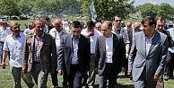 Bakan Çağatay Kılıç Havzada Festivale Katıldı