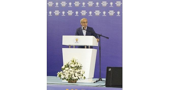 """Bakan Elvan: """"türkiye Düşmanlarına Pabuç Bırakmadık"""""""