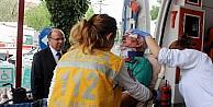 Bakan Konvoyunda Kaza: 6 Yaralı