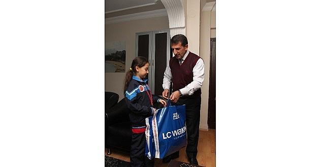 Balkan Şampiyonuna Halk Eğitim Ödülü