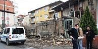 Bartın'da İnşaat Kazası: 1 Yaralı