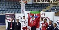 Bartınlı Halterci Türkiye Şampiyonu